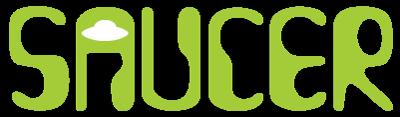 Saucer-Logo-Greener