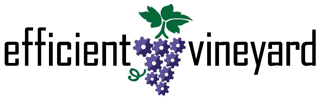 Saucer Efficient Vineyard Logo Design